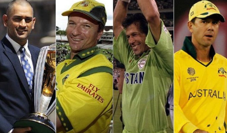 The Best International Cricket Captains