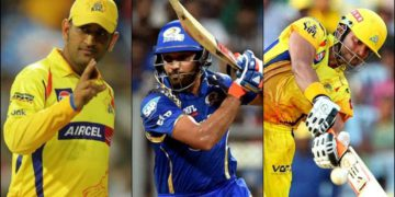 Top 15 Batsmen With Most Sixes In IPL Under Their Belt